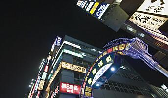 Satse i Japan?