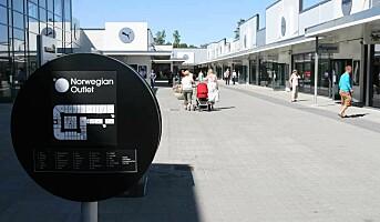 Vil utvide Norwegian Outlet
