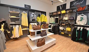 Haust satser på egne butikker og shop-in-shop