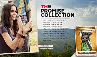 Hilfiger med non-profit kolleksjon