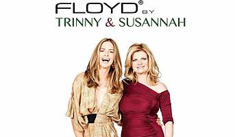Floyd samarbeider med Trinny & Susannah
