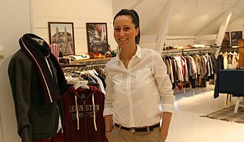 Lexington øker mer på klær