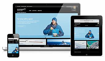 Ny digital plattform i Norrøna