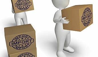 Etterberegning av toll og importmerverdiavgift