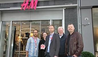 H&M først ute med «Trygg Handel»