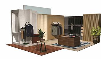 Oscar Jacobson endrer og åpner nye butikker