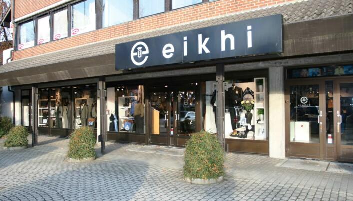 Eikhi som vanlig på toppen av lista