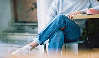 Innsamlingsaksjon for å Svanemerke jeans