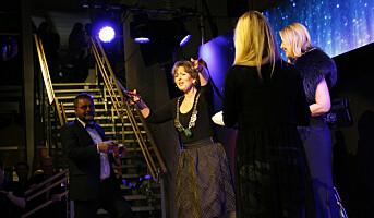 «Grand opening» på Fornebu