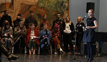 Mote i Munchs miljø