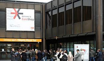 Norsk paviljong på Euroshop