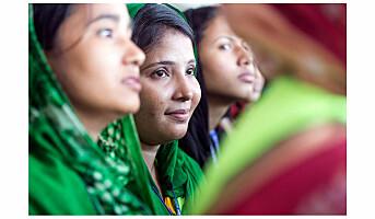 Lindex løfter fram kvinnelige tekstilarbeidere