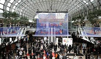 Digitale innovasjoner på EuroShop