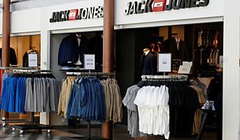Oppsigelser i Jack & Jones