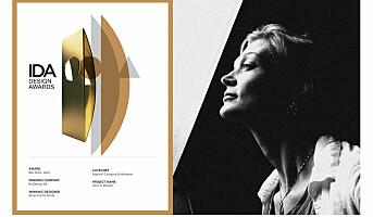 Internasjonal designpris til Anne Cecilie Rinde