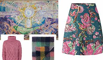 Munch-inspirert Holzweiler
