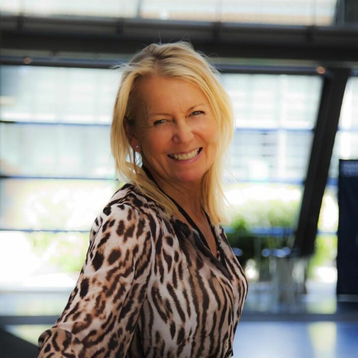 Daglig leder Jannike Moe i Norwegian Fashion Center