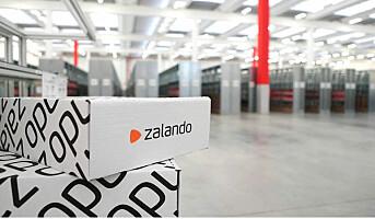 Logistikksamarbeid Bestseller/Zalando