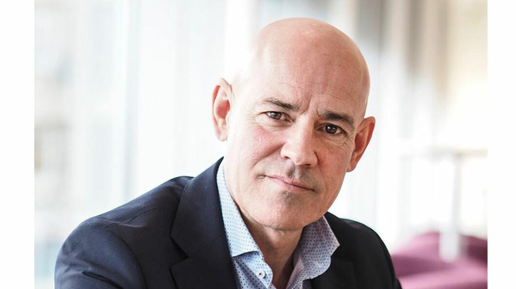 Direktør for Virke Faghandel, Bror William Stende