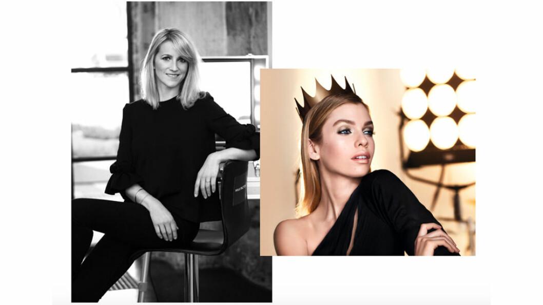 Linda Wickmann og Max Factors overtar som ny make up-partner for Oslo Runway