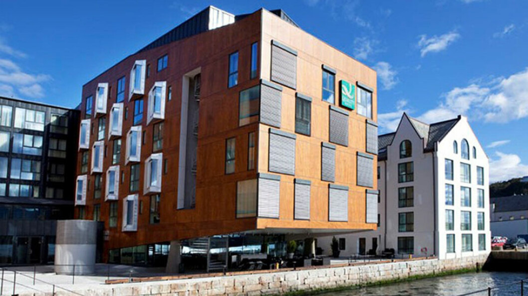Nå blir det minimesse i Quality Hotel Waterfront i Ålesund (Foto: Choice)