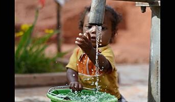 Lindex-kunder runder opp for rent vann