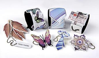 Kari Traa designer refleks