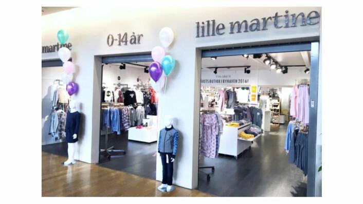 Lille Martine i Trondheim er beste barnebutikk, og nå vil innehaver Wenche Bakke etablere butikker i Oslo-området.