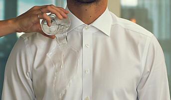Vannavstøtende skjorte fra J. Harvest & Frost
