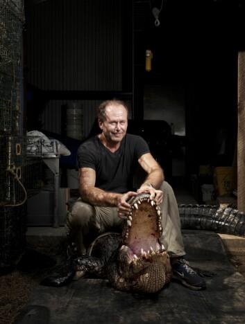 Tor Bredal har 15 alligatorer på samvittigheten.