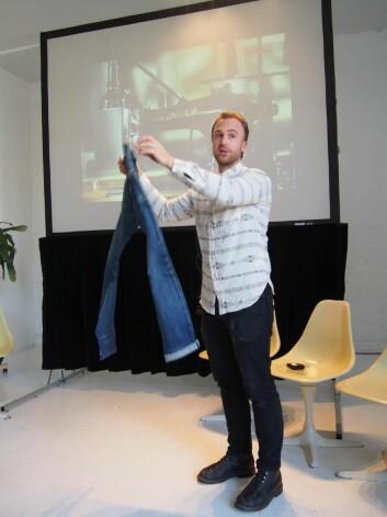 Livid Jeans representerte norsk motedesign