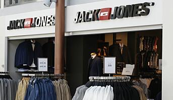 Jack & Jones med store størrelser