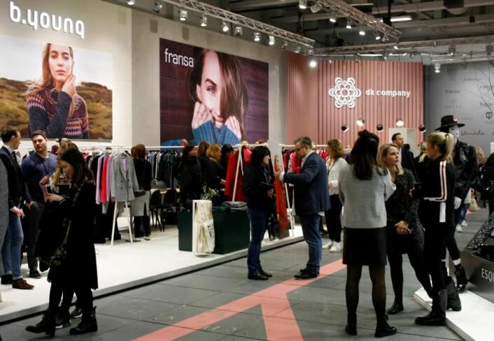 DK Company satser tungt i Berlin og på messene i London, Paris og Amsterdam.