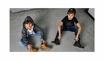 Jack & Jones med juniorkolleksjon