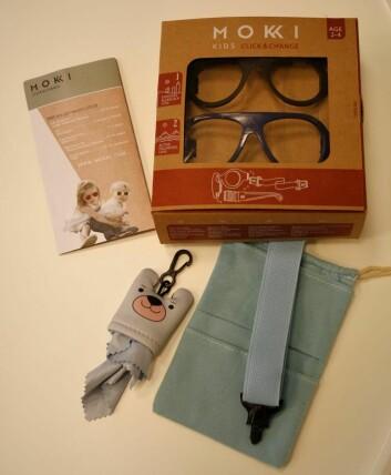 Ny type barnebriller