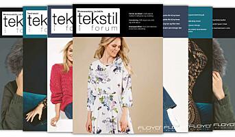 Tekstilforum 2/2018 er ute nå
