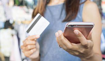 Kunder som bruker mobil handler mer