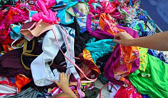 Plast og plastdiskusjoner på avveie