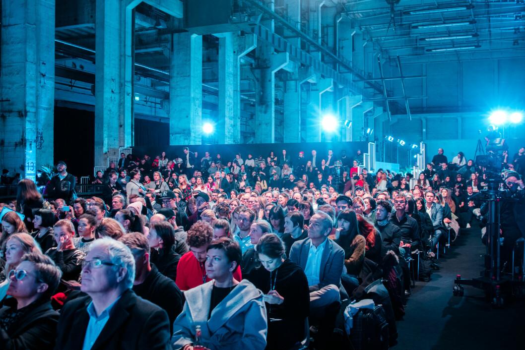 Fashiontec i Berlin samler stadig flere deltakere.