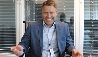 Den nye Texcon-sjefen: - Synlighet og samarbeid
