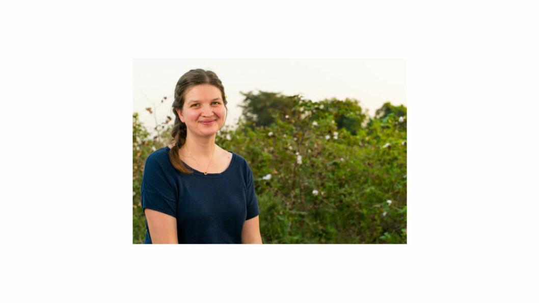 Annabelle Lefébure-Henriksen er ansatt som ny daglig leder i Fairtrade Norge. Hun kommer fra stillingen som bærekraftsansvarlig i Varner Retail AS. Foto: Thought Leader Global Media
