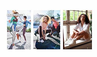 Kari Traa lanserer sko
