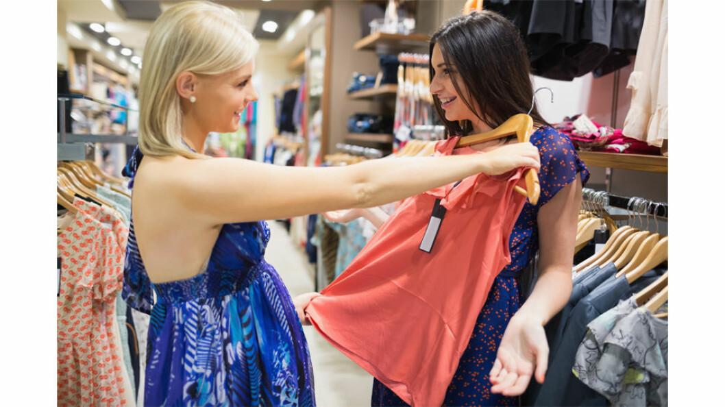 - Skap kundeopplevelser som det skulle være julehandel hele året, sier to danske retaileksperter.( Foto: Yay Images)