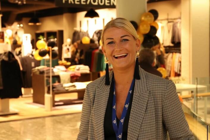 Senterleder Christina Omland