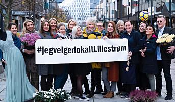 Nisjebutikkenes dag i Lillestrøm