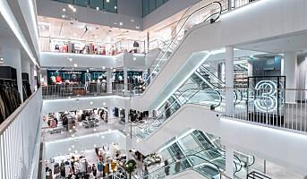 H&M åpnet gigantbutikk i Oslo