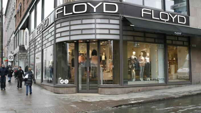 Fortsatt vekst for Floyd