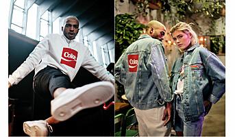 Urban med Coca Cola-kolleksjon