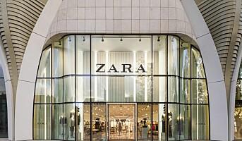 Zara integrerer home og mote