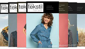 Tekstilforum 2/2019 er ute nå